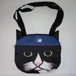 Tampa Bay Ray DJ Kitty Mascot Cat Head Shoulder